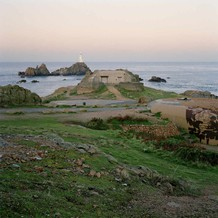 Atlantic Wall. Point Le Corbiere, Jersey Island